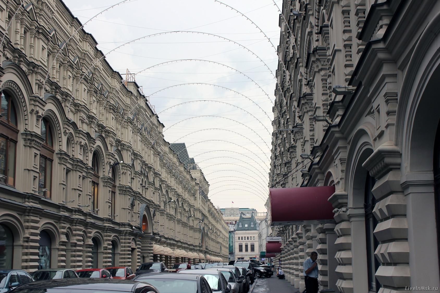 Ветошный переулок, фото 2015 года