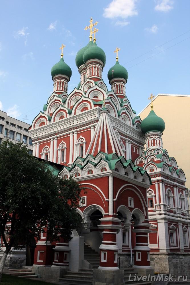Грузинские церкви и храмы в ювелирных