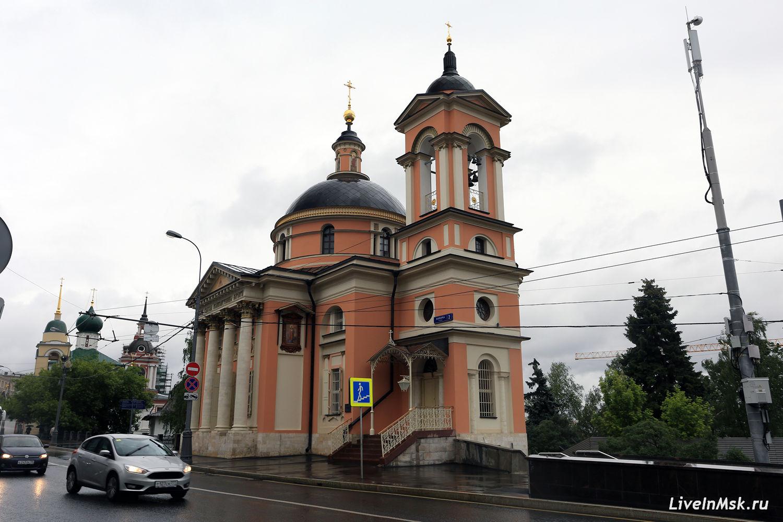 Церковь Святой Варвары, фото 2016 года