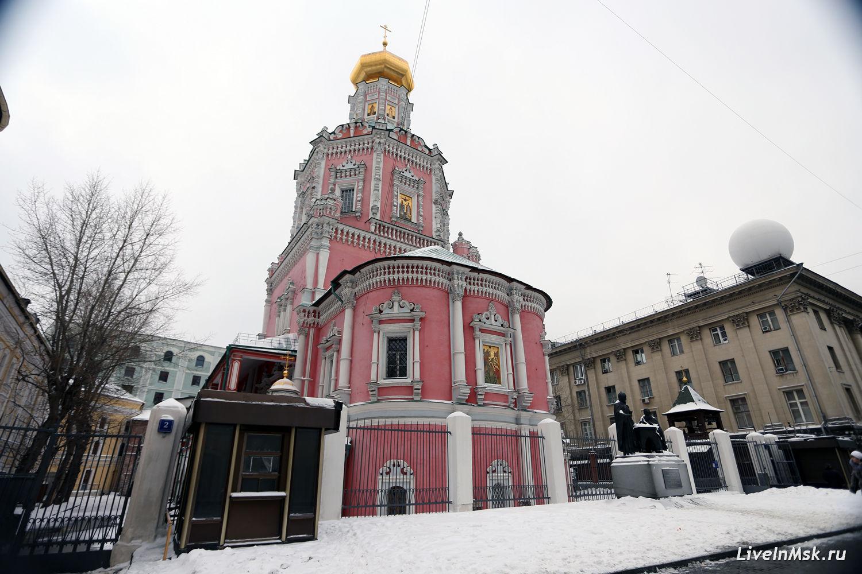 Богоявленский монастырь, фото 2015 года
