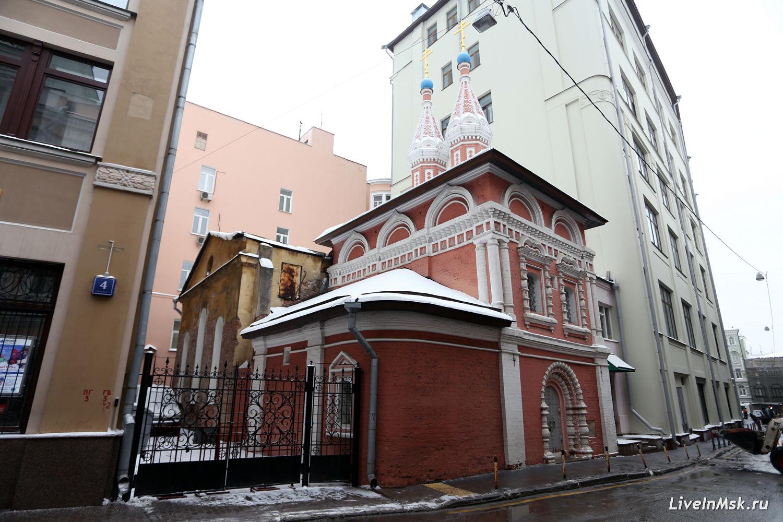 Церковь Космы и Дамиана, фото 2015 года