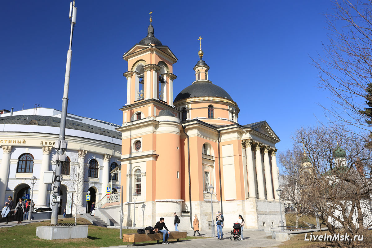 Церковь Святой Варвары, фото 2018 года