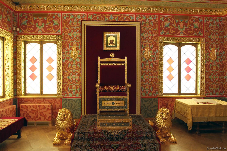 царские палаты их убранство картинки моря