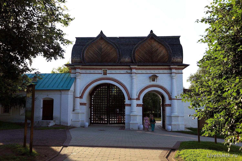 Коломенское, фото 2015 года