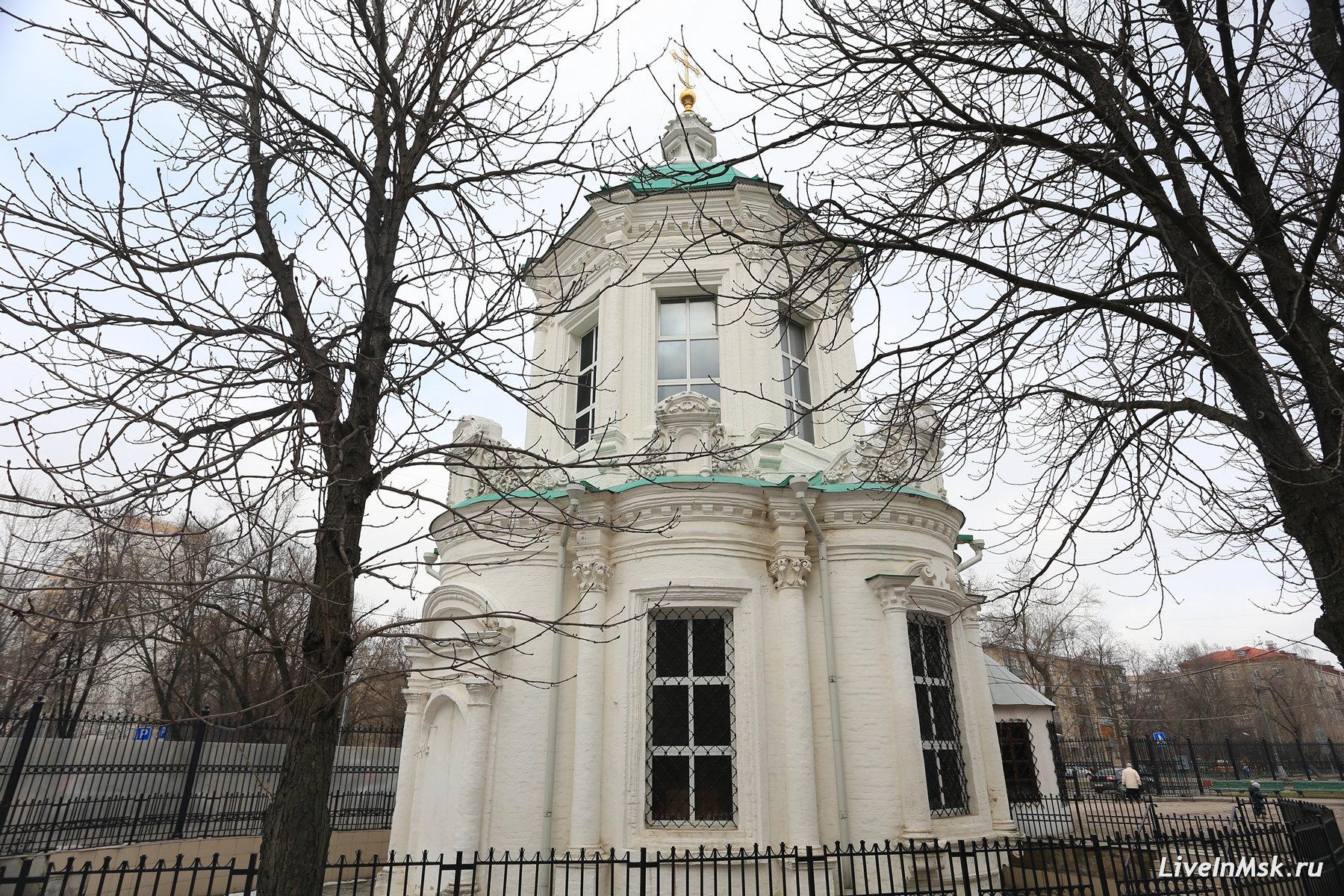Церковь Божией Матери Знамения