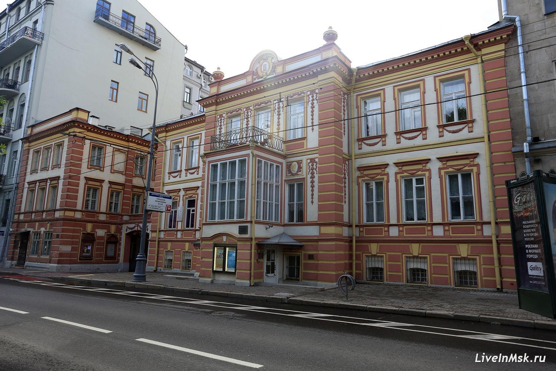 Дом-музей М.Н. Ермоловой, фото 2015 года
