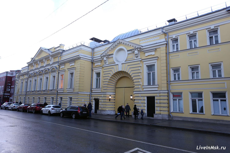 Театр «Геликон-Опера», фото 2016 года