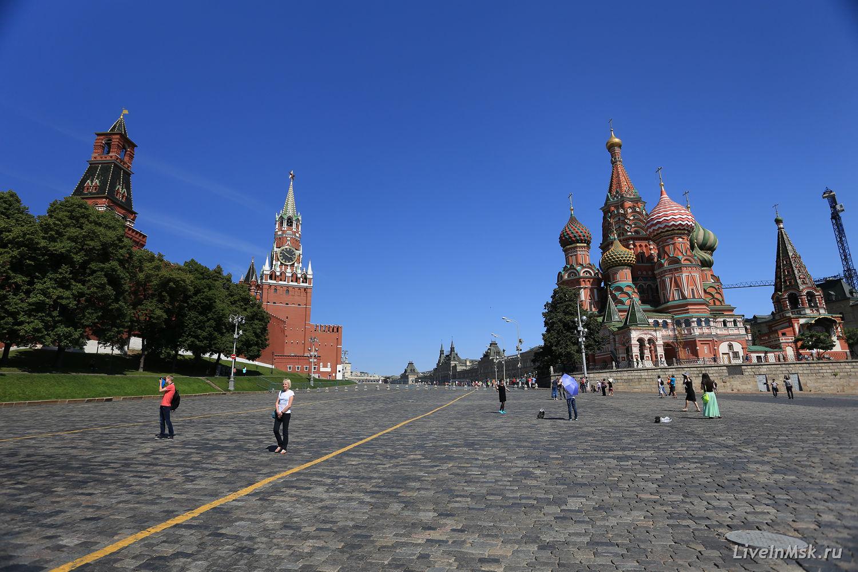 Картинки, картинки красная площадь в москве