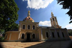 Всехсвятская церковь у Сокола