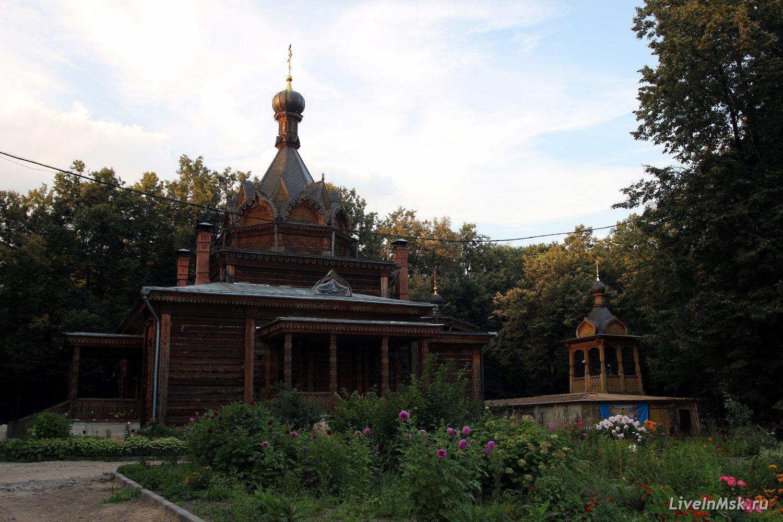 Храм Тихона Задонского, фото 2014 года