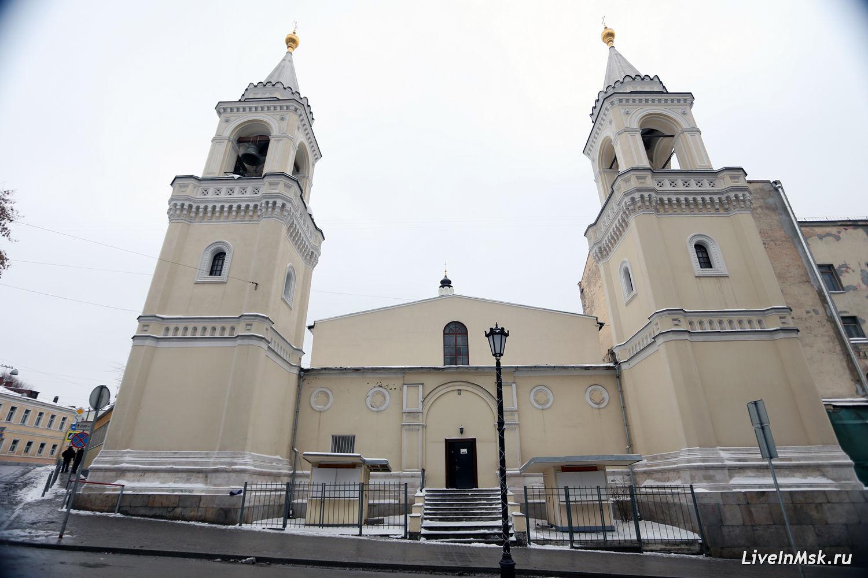 Ивановский монастырь, фото 2015 года