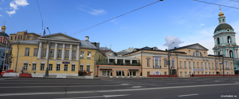Усадьба Гончарова-Филипповых, фото 2017 года