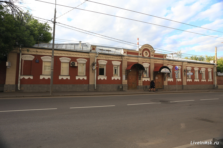 Селезневские бани, фото 2016 года