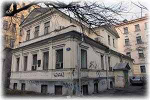 Дом Остроумова