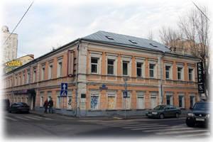 Палаты в Старопименовском переулке
