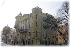 Дом Энгельбрехта