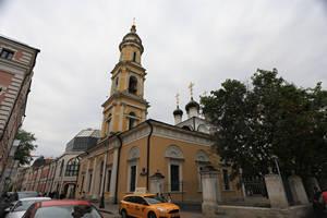Храм Николая в Толмачах