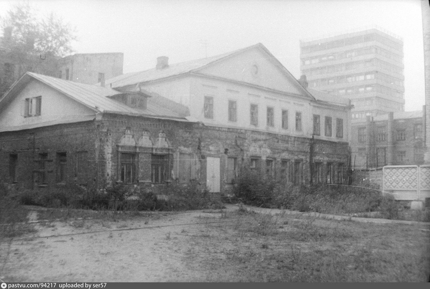 Дом Анны Монс