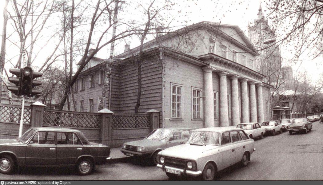 Дом Поливанова