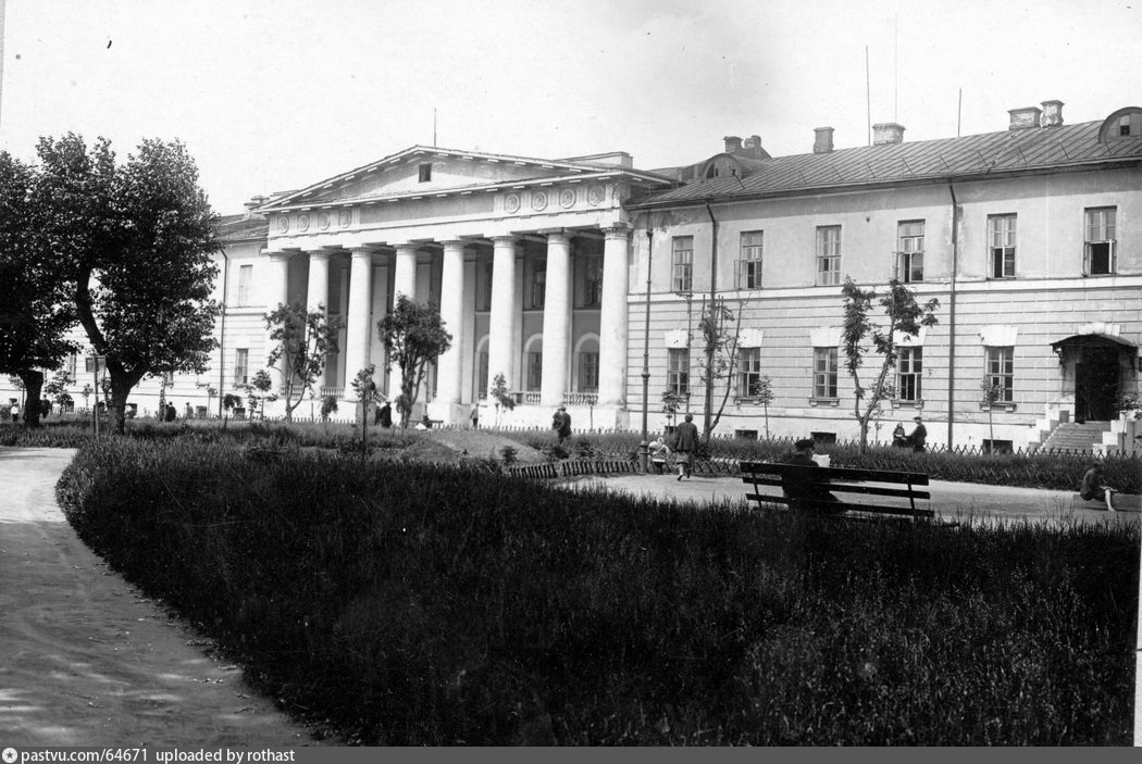 Вдовий дом на Кудринской площади