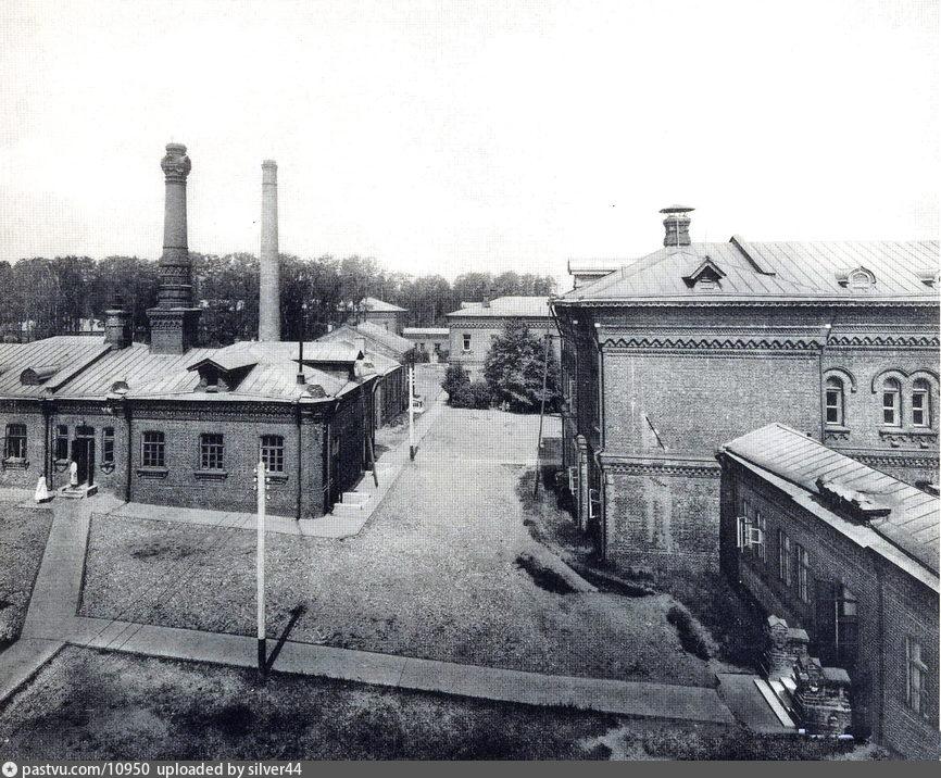 Алексеевская (быв. им. Кащенко) больница